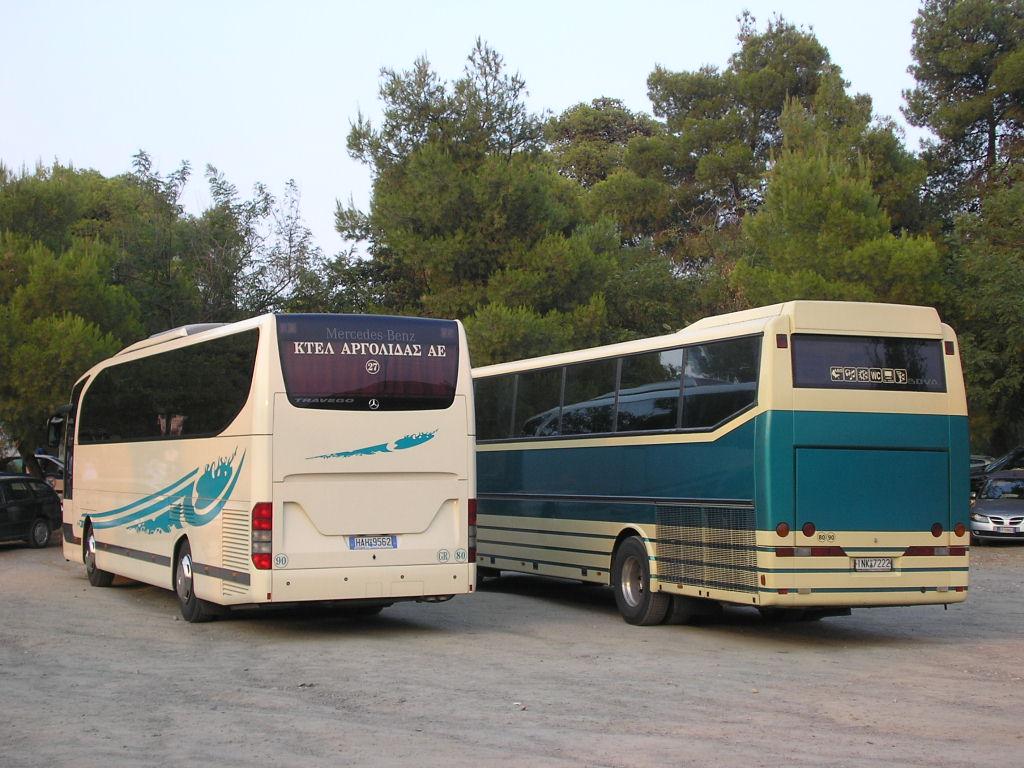 Bus Argolida