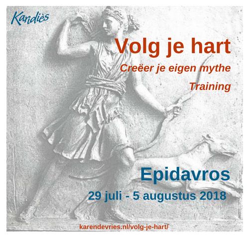 Training 'Volg je hart'