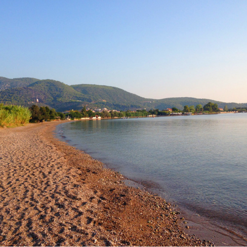 Strand Epidavros